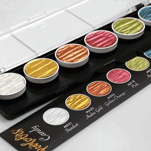 Finetec Pearlcolors Candy készlet