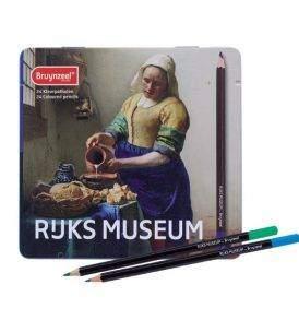 Bruynzeel Rijks Museum 24 db-os színesceruza készlet