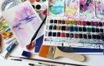 Eszközök akvarell festéshez