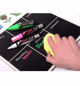 Uni Chalk kréta filc