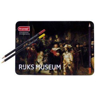 Bruynzeel Rijks Museum 50 db-os színes ceruza készlet