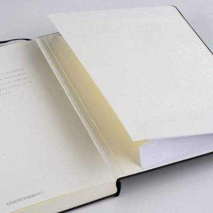 Leuchtturm Bullet Journal-füzet tasak