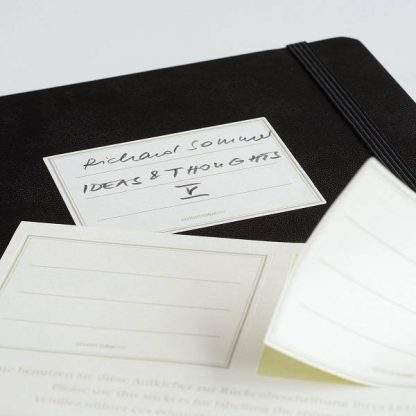 Leuchtturm Medium Notebook, matricák