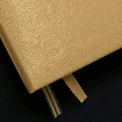 Leuchtturm Metallic Notebook, könyvjelzők