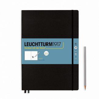 Leuchtturm Master Sketchbook, black