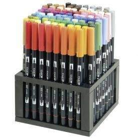 Tombow ABT Dual Brush Pen ecsetfilc 96 db-os készlet