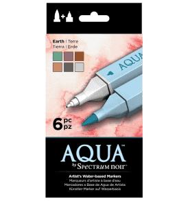 Spectrum Aqua marker - Földszínek