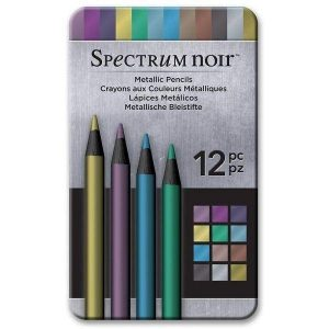 Spectrum Noir metálceruza