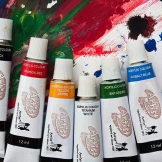 Akvarell festékek