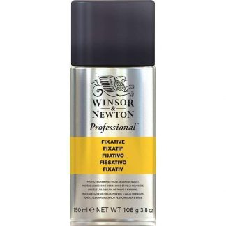 Winsor&Newton fixatív spray, 150 ml