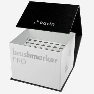 Karin Brushmarker PRO Megabox üres doboz