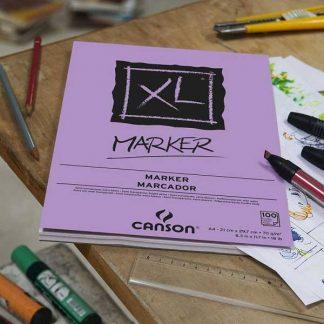Canson XL marker rajztömb