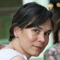 Németh Orsi - copperplate workshop oktató