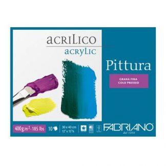 Fabriano Pittura akril festőtömb