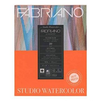 Fabriano Studio akvarell tömb