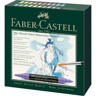 Faber-Castell Albrecht Dürer ecsetfilc készlet, 20db