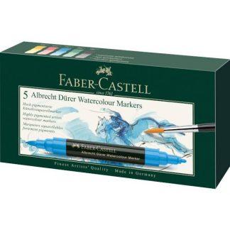 Faber-Castell Albrecht Dürer ecsetfilc készlet, 5db