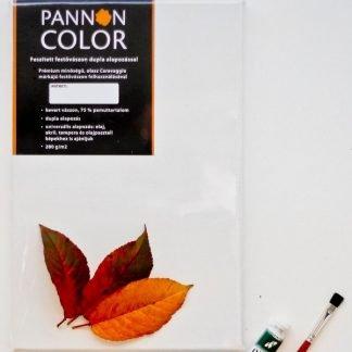Pannoncolor festővászon, több méretben