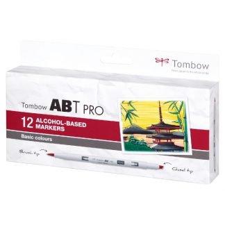 Tombow ABT PRO 12 db-os készlet