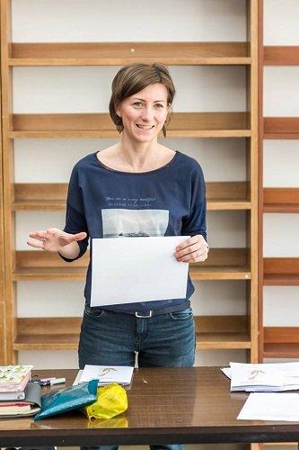 Tóth Cecília - Kreatív tervező napló workshop