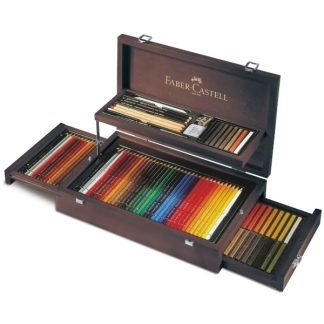 Faber-Castell Art & Graphic Collection fadobozos készlet, 125 db