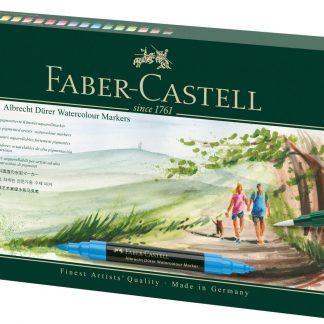 Faber-Castell Albrecht Dürer akvarell ecsetfilc ajándék szett, 16+1 db