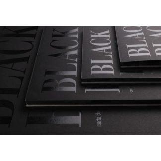 Fabriano Black Black rajztömb 300 g/m², 24x32 cm