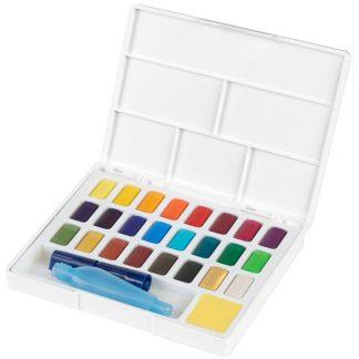 Faber-Castell akvarellfesték készlet, 24 db