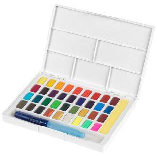 Faber-Castell akvarellfesték készlet, 36 db