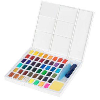 Faber-Castell akvarellfesték készlet, 48 db