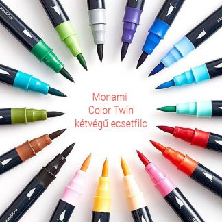 Monami Color Twin