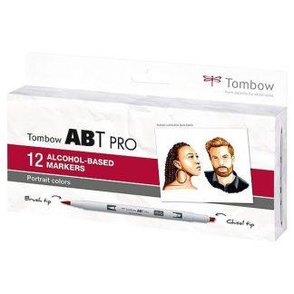 Tombow ABT PRO portré színek