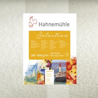 Hahnemühl Selection akvarelltömb