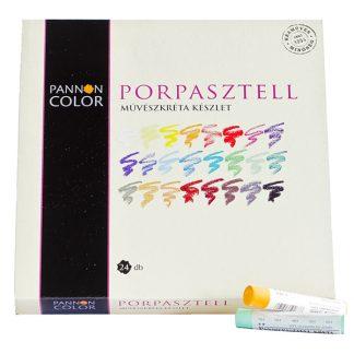 Pannoncolor porpasztell, 24 db-os