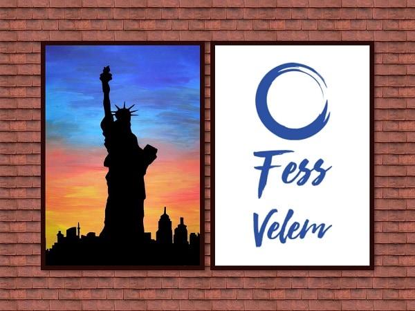 Élményfestés: New York