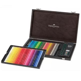 Faber-Castell Polychromos, 48 db-os fadobozos