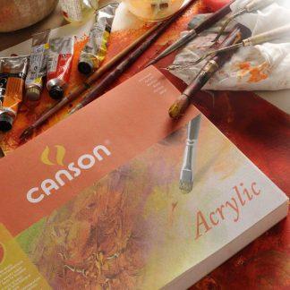 Canson Acrylic festőtömb
