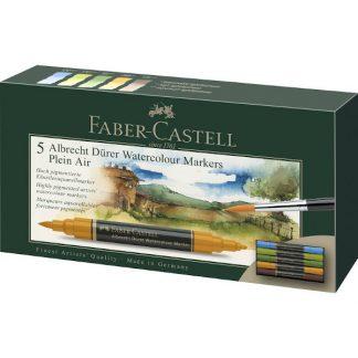 Faber-Castell Albrecht Dürer Akvarell Marker, Plein Air