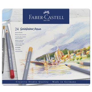 Faber-Castell Goldfaber Aqua, 24 db-os készlet