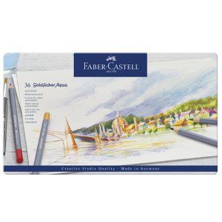 Faber-Castell Goldfaber Aqua, 36 db-os készlet