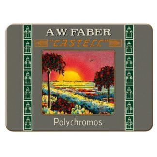 Faber-Castell Polychromos, limitált kiadás, 12 db-os, rövid változat
