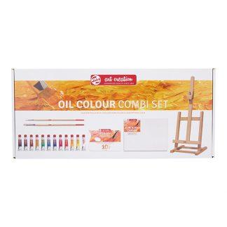 Talens Art Creation komplett olaj festőkészlet