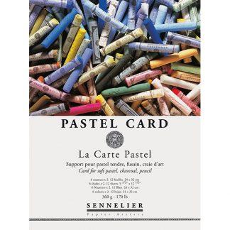 Sennelier Pastel Card pasztelltömb, 360 g, 30 x 40 cm