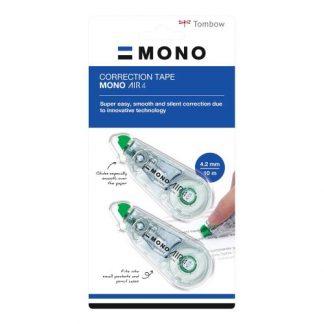 Tombow MONO air4 hibajavító, 4,2 mm, 2 db