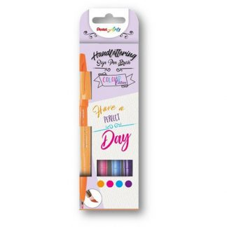 Pentel Touch Sign 4 db-os készlet, 'Have a perfect day'