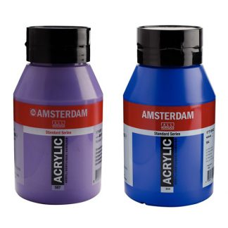Talens Amsterdam akril festék, 1000 ml