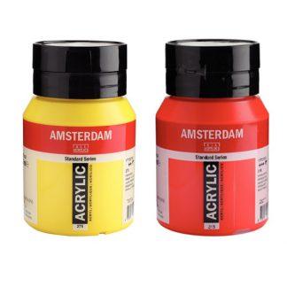 Talens Amsterdam akril festék, 500 ml