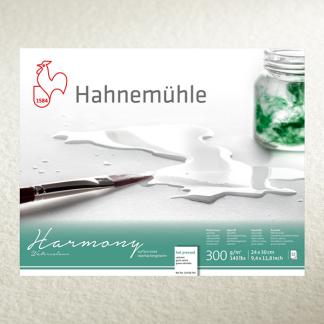 Hahnemühle Harmony akvarelltömb, melegen préselt