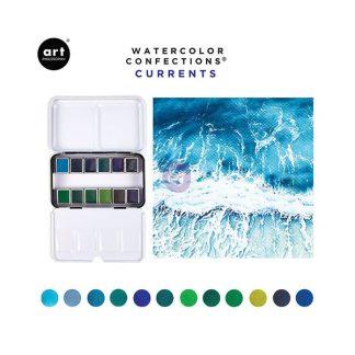 Art Philosophy Watercolor Confections - Currents