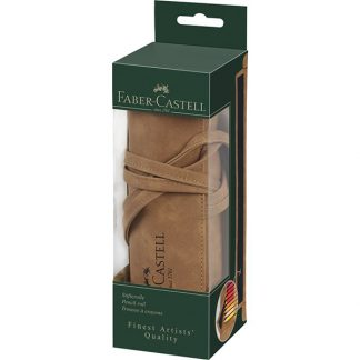 Faber-Castell feltekerhető tolltartó